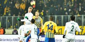 Konyaspor'un dış saha karnesi