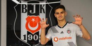 Beşiktaş, Ajdin Hasic'in Ümraniyespor'a kiralandığını açıkladı