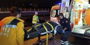 Zeytinburnu'nda trafik kazası: 1 ölü, 3 yaralı