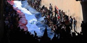 Irak'ta ekimden bu yana süren gösterilerde 556 kişi hayatını kaybetti