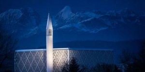 Ülkenin minareli tek camisi haziranda ibadete açılacak