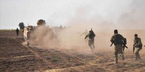 Terör örgütü YPG/PKK, Barış Pınarı Harekatı bölgesine saldırdı