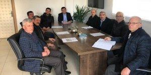 AK Partili Meclis üyeleri huzur haklarını depremzedelere bağışladı