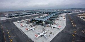 İstanbul Havalimanı dünya 2.si oldu