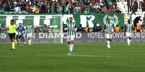 Konyaspor, 413 dakikadır gol orucunda