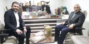 Abdüssettar Yarar'dan Yeni Haber'e ziyaret
