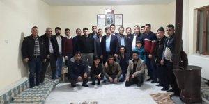 Karapınar'da çiftçilere bilgilendirme toplantısı yapıldı