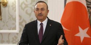 Çavuşoğlu: Rusya ve İran rejimin saldırganlığını durdurmalı