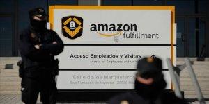 Amazon şirketinin Madrid'deki ofisine asılsız bomba ihbarı