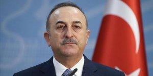 Çavuşoğlu Çinli mevkidaşı ile Uygur Türklerinin durumunu görüştü