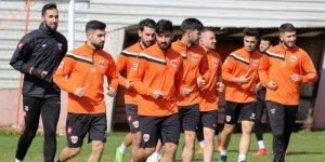 Adanaspor'da Altay maçı hazırlıkları başladı