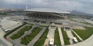 Ziraat Türkiye Kupası finali Olimpiyat'ta
