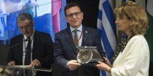 Türkiye, Akdeniz-PA 2020 ödülüne layık görüldü