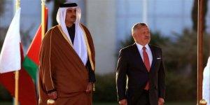 Ürdün ve Katar, ilişkilerini yeniden canlandırmayı istiyor