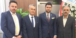 Köroğlu ile Ertürk ailelerinin mutlu günü