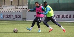 Keçiörengücü, İstanbulspor maçının hazırlıklarını sürdürüyor