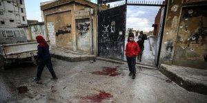 Esed rejimi, İdlib'deki okullara misket bombasıyla saldırdı: 4 ölü