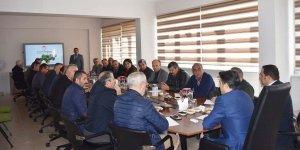"""Seydişehir'de """"Tarım ve Hayvancılık"""" konulu toplantı yapıldı"""