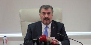 """Bakan Koca: """"Koronavirüs tanısı konduğu ifade edilen ABD vatandaşı Türkiye'yi ziyaret etmedi"""""""