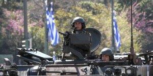 Yunanistan, Türkiye sınırında gerçek mermilerle askeri tatbikat yapacak