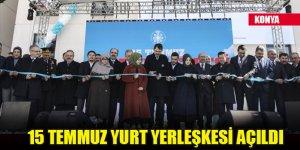 Çevre ve Şehircilik Bakanı Kurum, Konya'da yurt yerleşkesi açılışına katıldı