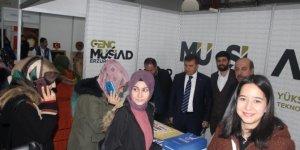 MÜSİAD, Türk iş insanlarına Güney Afrika'daki yatırım fırsatlarını anlattı