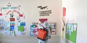 Hüyük Belediyesinden koronavirüse karşı dezenfekte çalışmaları