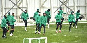 Konyaspor'da 4 gün izin