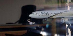 Pakistan Havayolları uluslararası uçuşlarını durdurdu