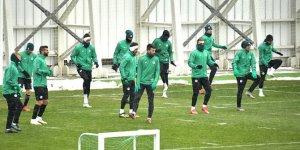 Konyaspor'un antrenmanı ertelendi