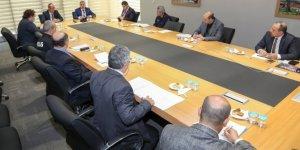 Meram'da 'Vefa Grubu' çalışmalarına koordinasyon toplantısıyla başlandı