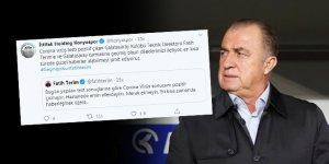 """Konyaspor'dan Albayrak ile Terim'e """"geçmiş olsun"""" mesajı"""