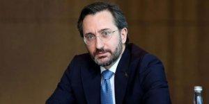 İletişim Başkanı Altun'dan koronavirüsle mücadele mesajı
