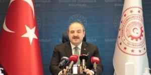 """Bakan Varank'tan """"yatırım ve istihdama devam"""" mesajı"""