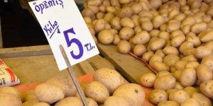 Patatesin fiyatı arttı, pazarcılar hal esnafını fırsatçılıkla suçladı