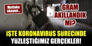 Koronavirüs sürecinde yüzleştiğimiz gerçekler hakkında Mehmet Toker'den ibretlik yazı