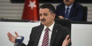 Bakan Pakdemirli açıkladı! 53 milyon liralık destek ödemesi