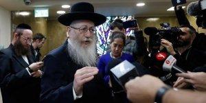 İsrail Sağlık Bakanı ile eşinin Kovid-19 testi pozitif çıktı