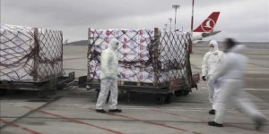 Italia, Spanyol ucap terima kasih untuk bantuan medis Turki