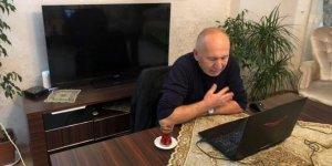 MHP Beypazarı İlçe Başkanlığının yönetim kurulu toplantısı telekonferansla yapıldı