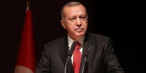 Cumhurbaşkanı Erdoğan'dan şehit Güneş'in ailesine taziye mesajı