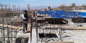 Nevşehir'de içme suyu depolarında çalışmalar devam ediyor