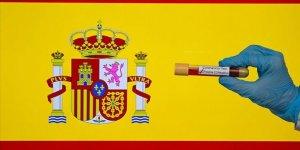 İspanya'da Kovid-19 salgınında ölü ve vaka sayılarında düşüş sürüyor