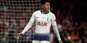 Tottenhamlı futbolcu Son, Premier Lig'e verilen arada askerliğini yapacak