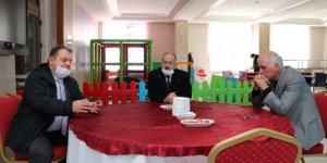 Beyşehir'de koronavirüse karşı yürütülen tedbirler masaya yatırıldı