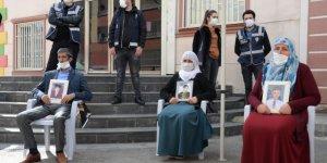 HDP önündeki eylemde 218'inci gün