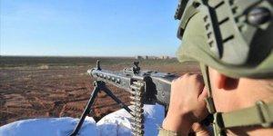 MSB: PKK/YPG'li 4 terörist etkisiz hale getirildi