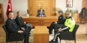 Türk Polis Teşkilatı'nın kuruluşunun 175. yıl dönümü ve Polis Haftası