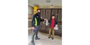 Beypazarı'ında vatandaşların ekmek ihtiyacı Vefa Sosyal Destek gruplarınca karşılanıyor