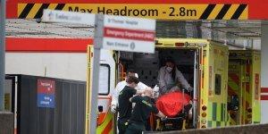 İngiltere'de Kovid-19'dan ölenlerin sayısı 11 bin 329'a yükseldi